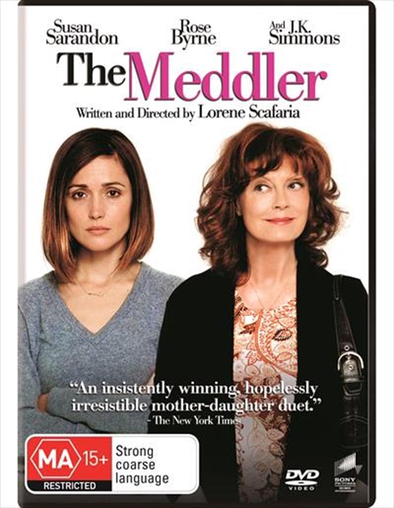 Meddler, The | DVD