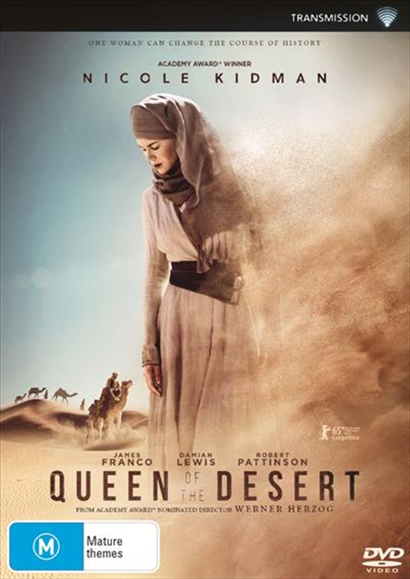 Queen Of The Desert | DVD