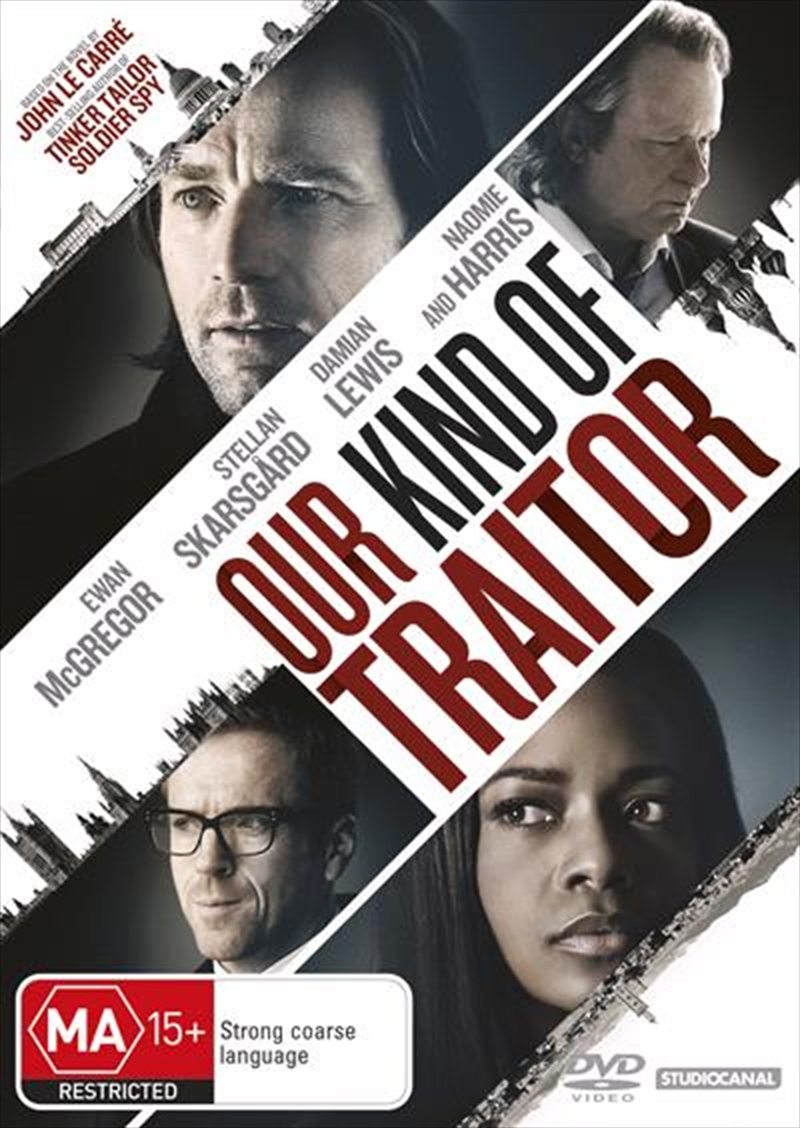 Our Kind Of Traitor | DVD