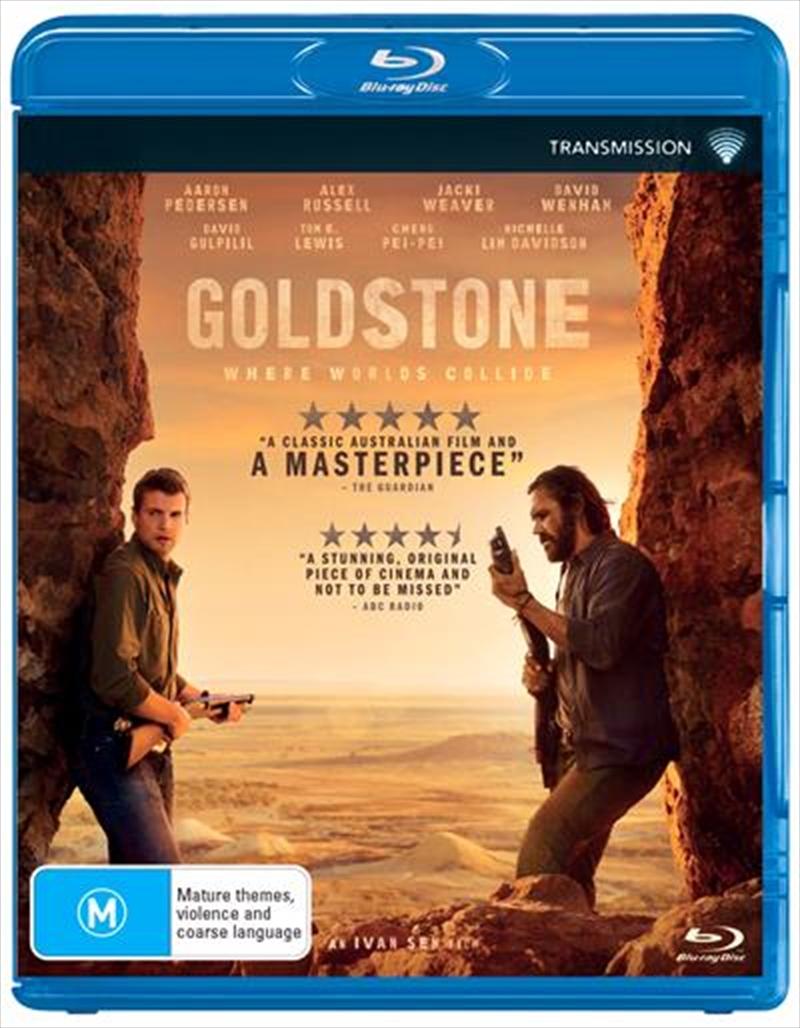 Goldstone | Blu-ray
