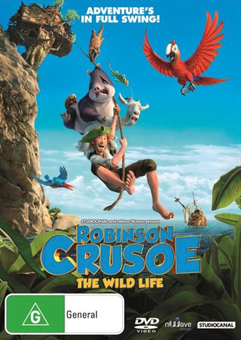 Robinson Crusoe | DVD