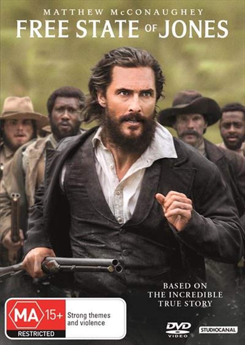 Free State Of Jones | DVD