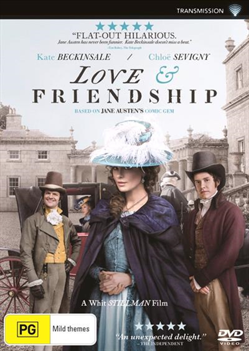 Love and Friendship | DVD