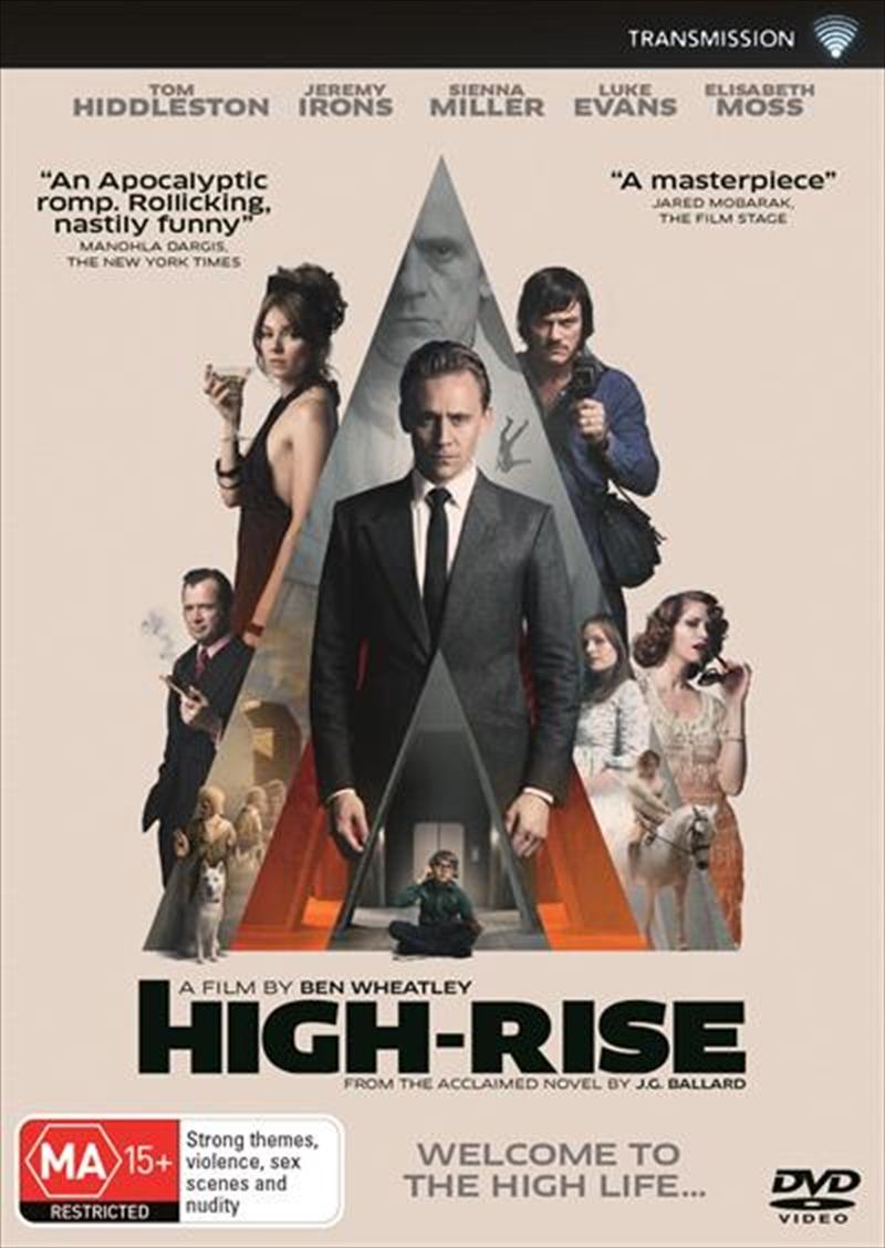 High-Rise | DVD