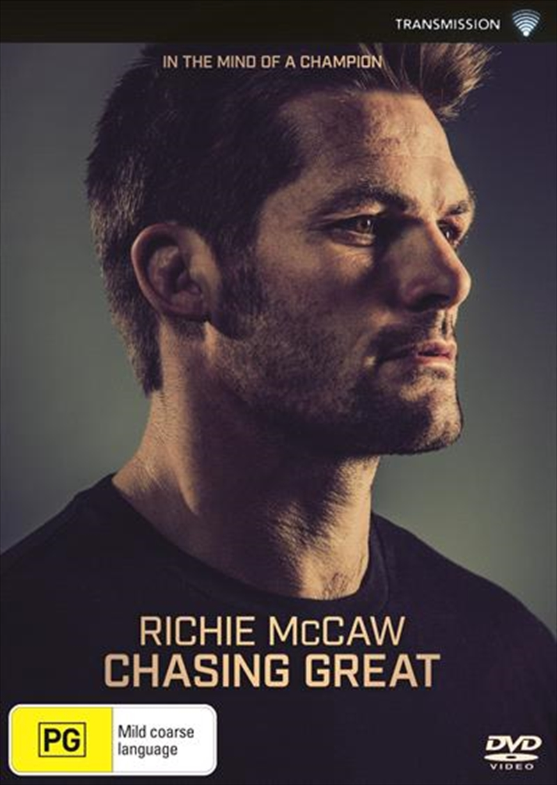 Richie McCaw - Chasing Great | DVD