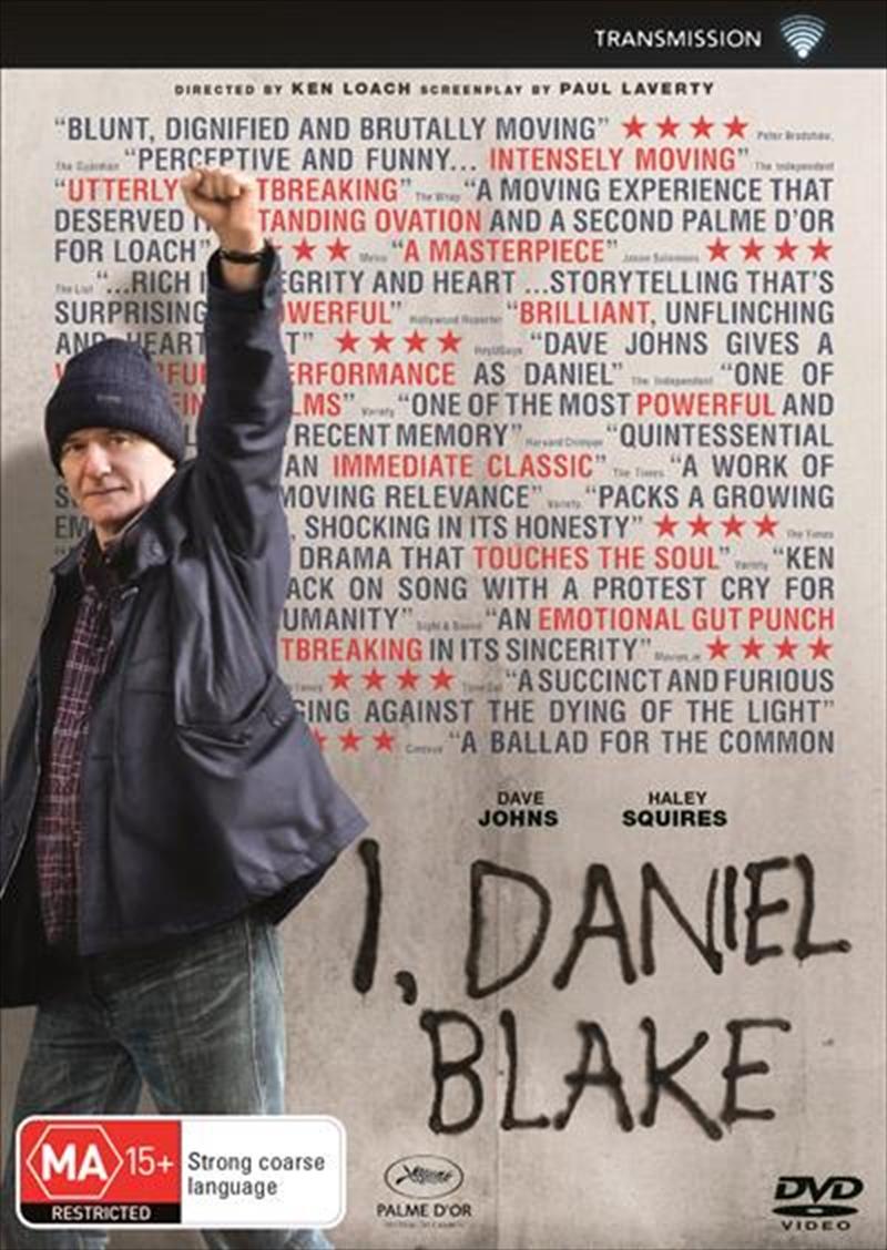 I, Daniel Blake | DVD