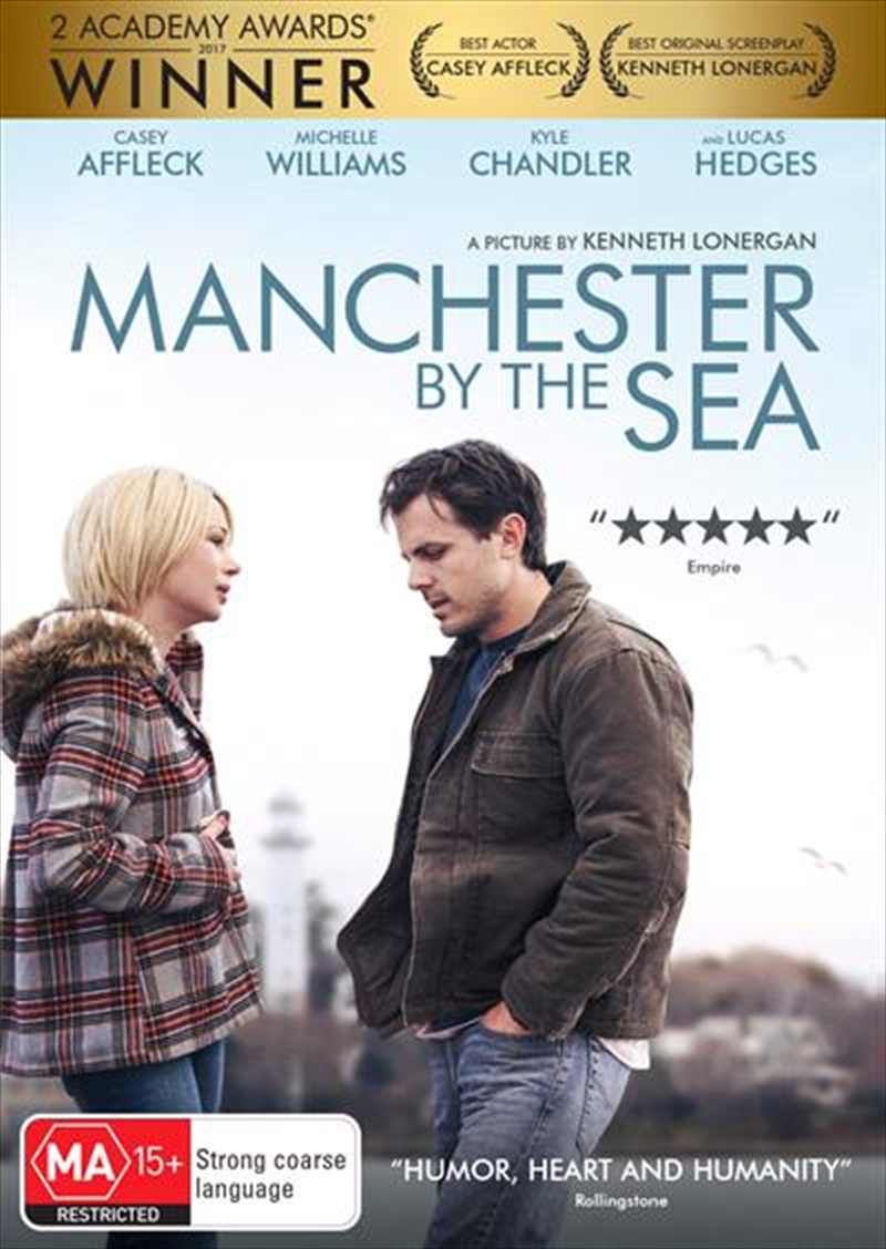 Manchester By The Sea   DVD