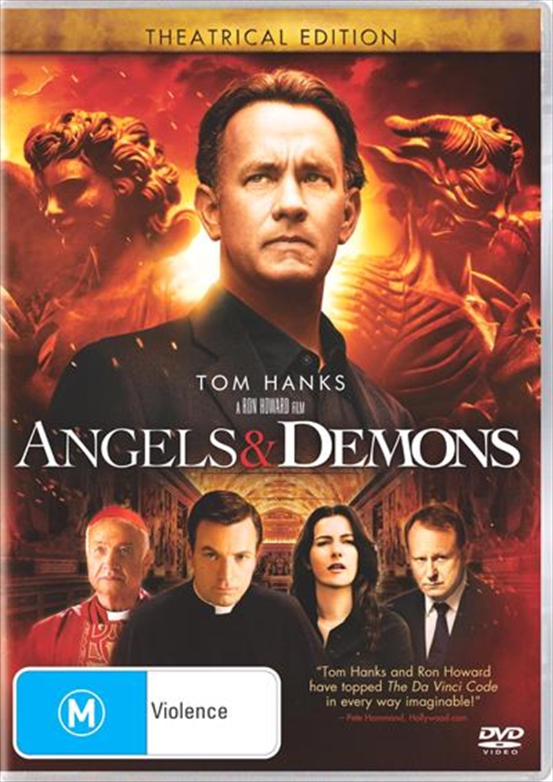 Angels and Demons | DVD