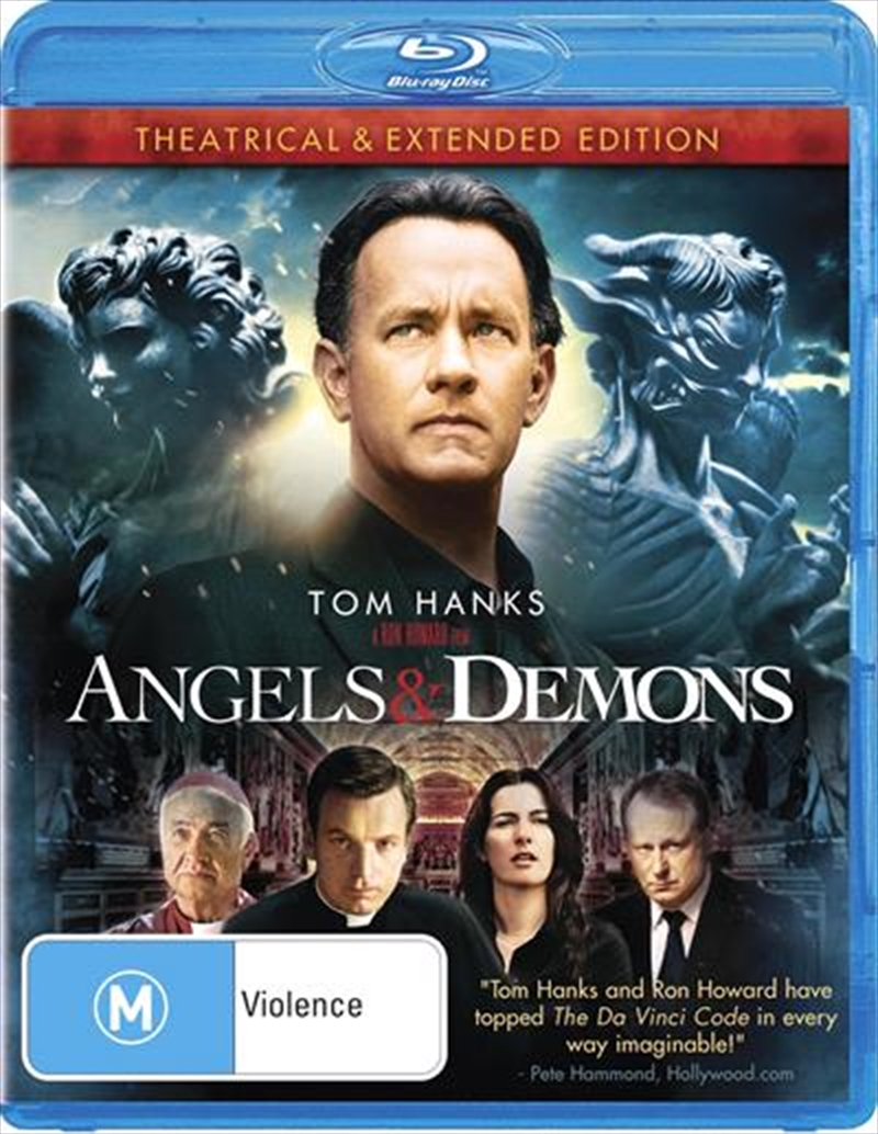 Angels and Demons | Blu-ray
