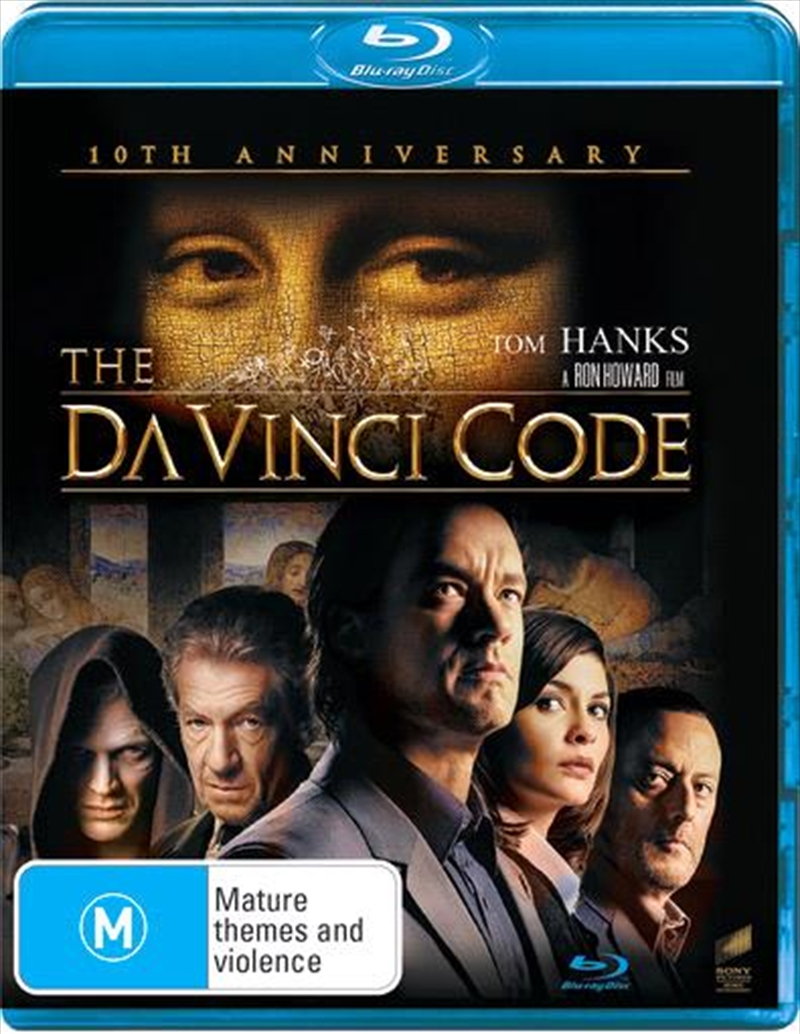 Da Vinci Code  - Extended Edition | Blu-ray