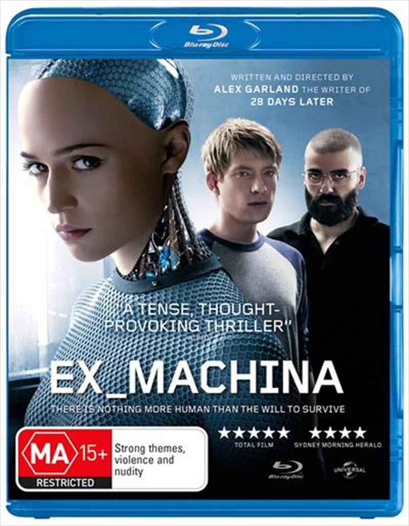 Ex Machina | Blu-ray