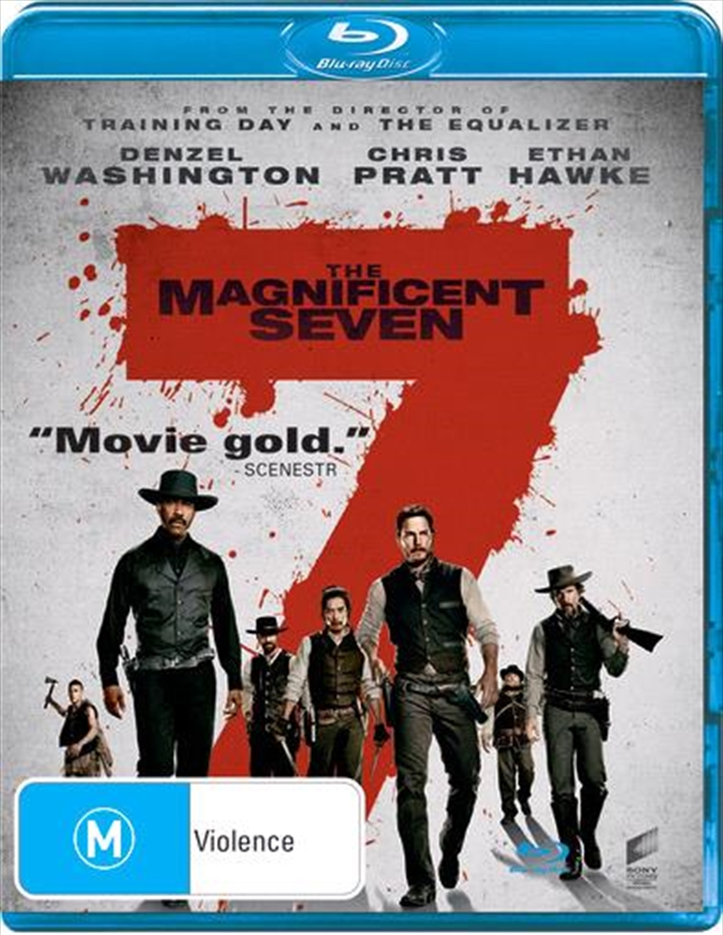 Magnificent Seven, The | Blu-ray