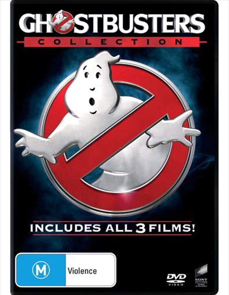 Ghostbusters / Ghostbusters II / Ghostbusters 2016 | Triple Pack | DVD