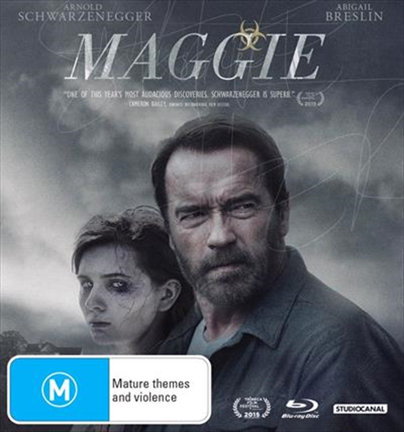 Maggie | Blu-ray