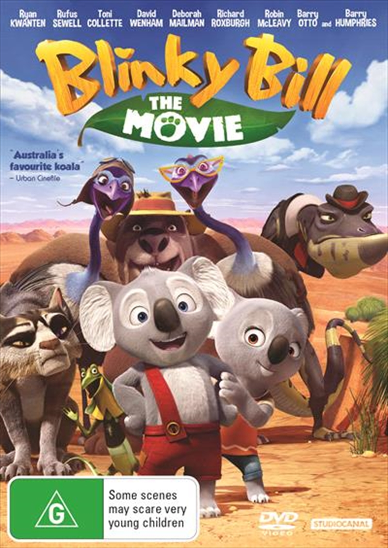Blinky Bill The Movie | DVD