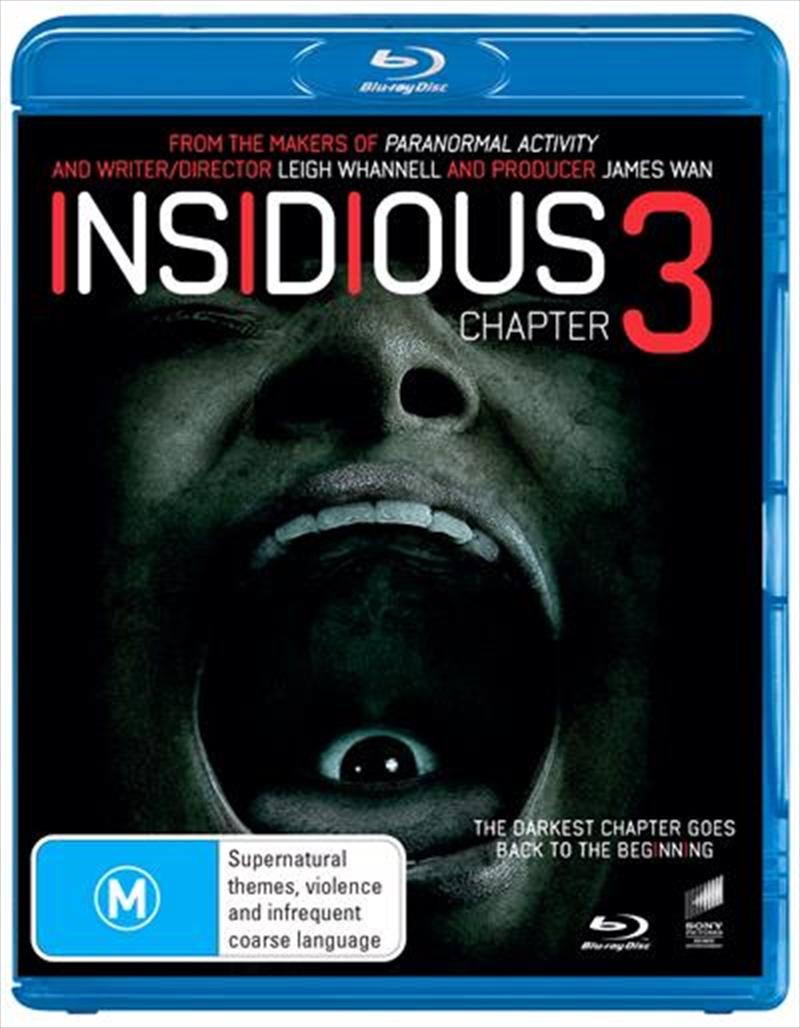 Insidious - Chapter 3 | Blu-ray