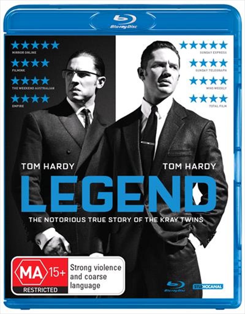 Legend | Blu-ray
