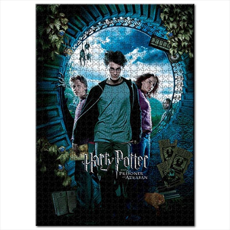 Prizoner Of Azkaban - Harry Potter 1000 Piece Puzzle | Merchandise