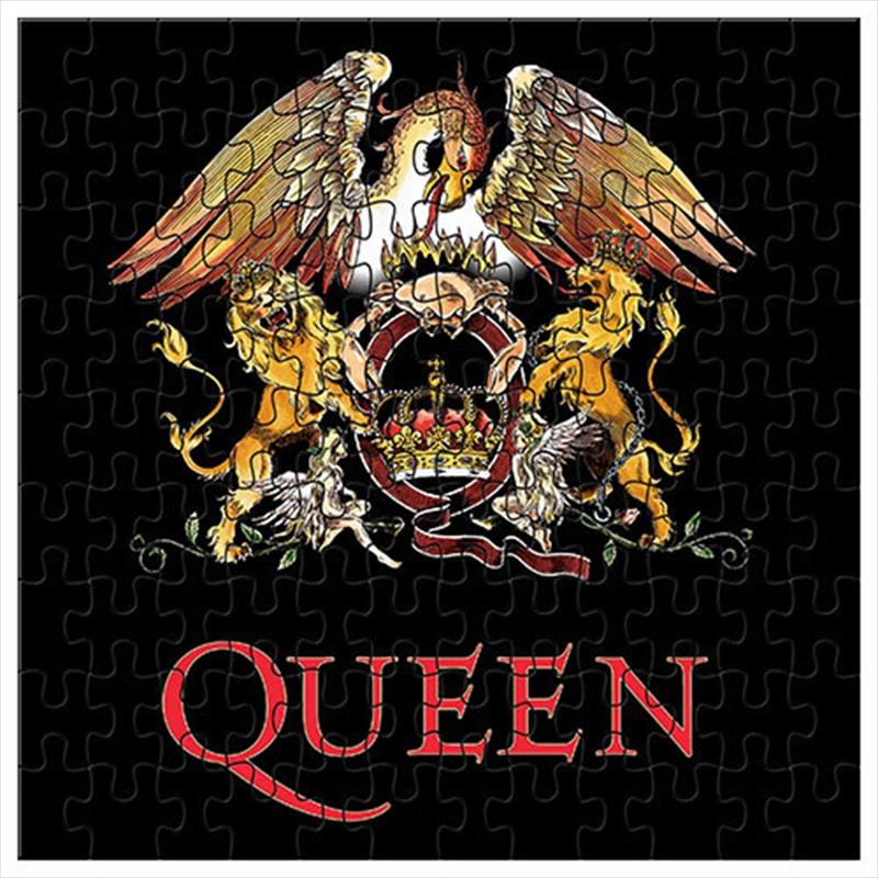 Queen Logo 1000 Piece Puzzle | Merchandise