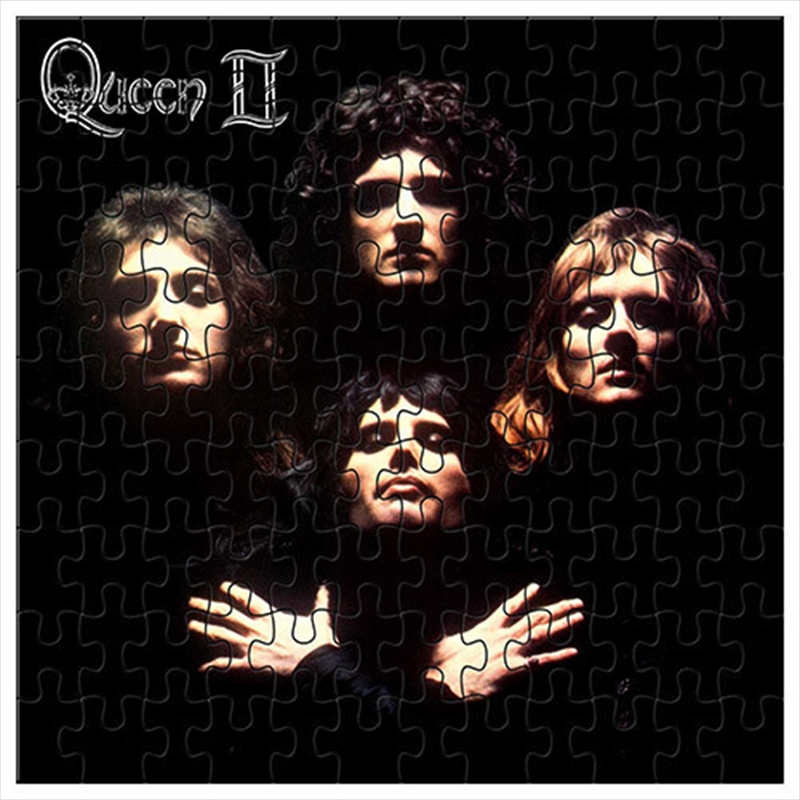 Queen Bohemian Rhapsody 1000 Piece Puzzle   Merchandise
