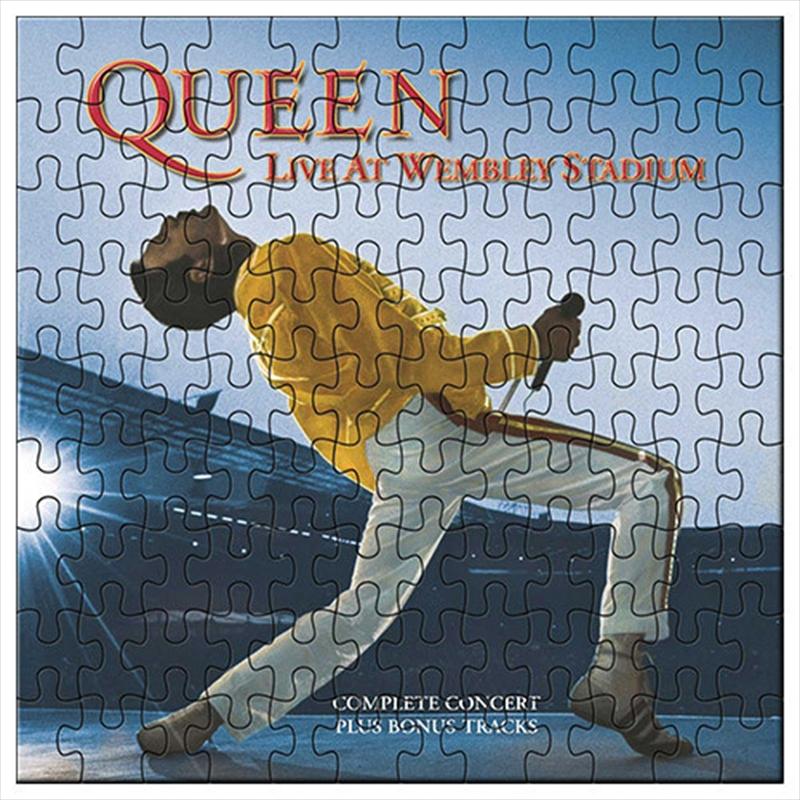 Queen Live At Wembley 1000 Piece Puzzle | Merchandise