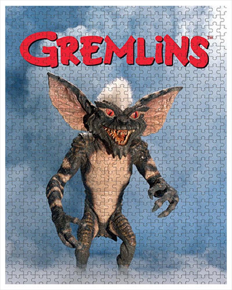 Gremlin Stripe 1000 Piece Puzzle   Merchandise