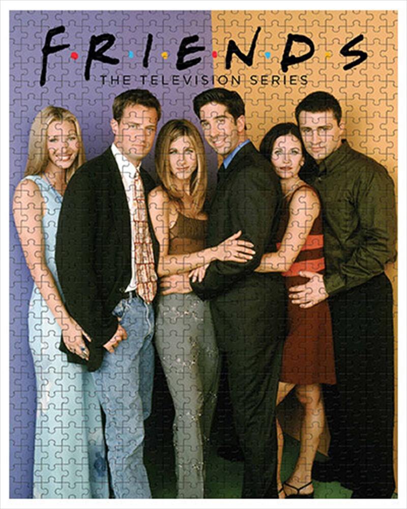 Friends Photo 1000 Piece Puzzle | Merchandise
