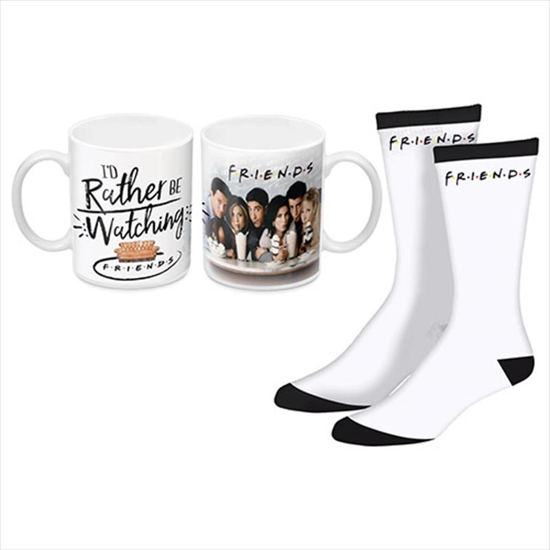Friends Group Mug And Socks Gift Pack | Merchandise