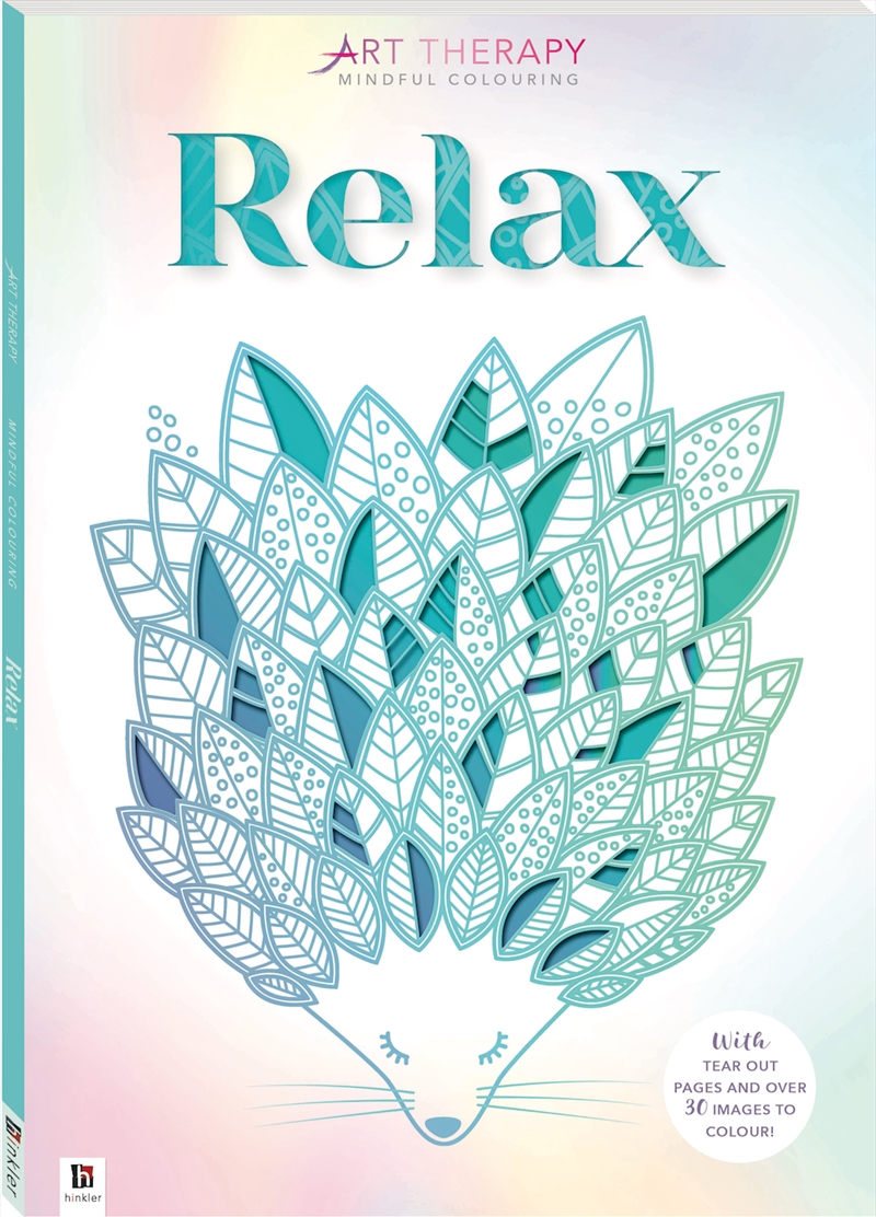 Mindful Colouring: Relax | Colouring Book