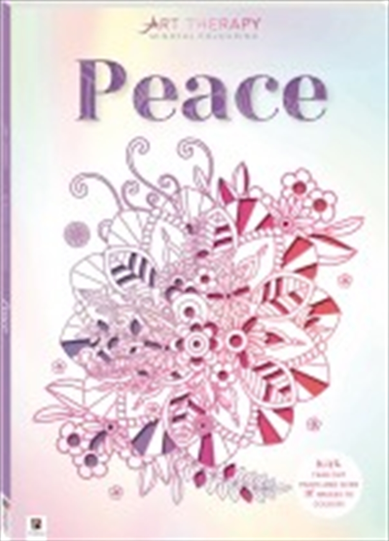 Mindful Colouring: Peace | Colouring Book
