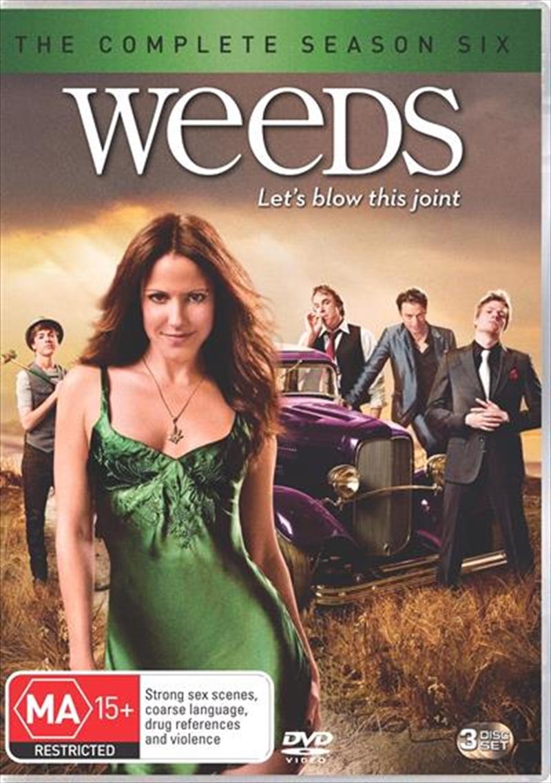 Weeds - Season 6 | DVD