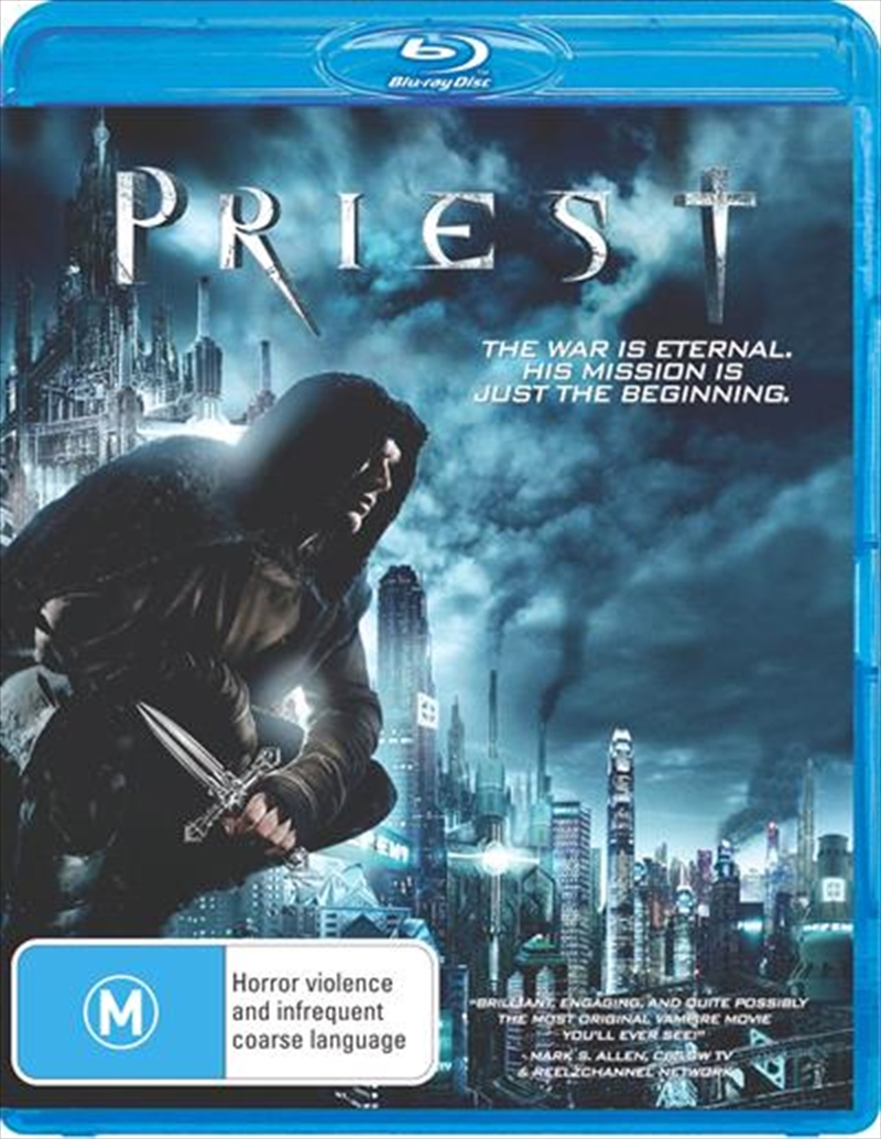 Priest | Blu-ray