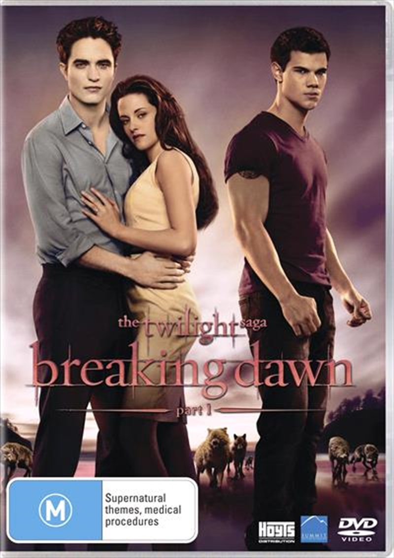 Twilight Saga - Breaking Dawn - Part 1, The | DVD