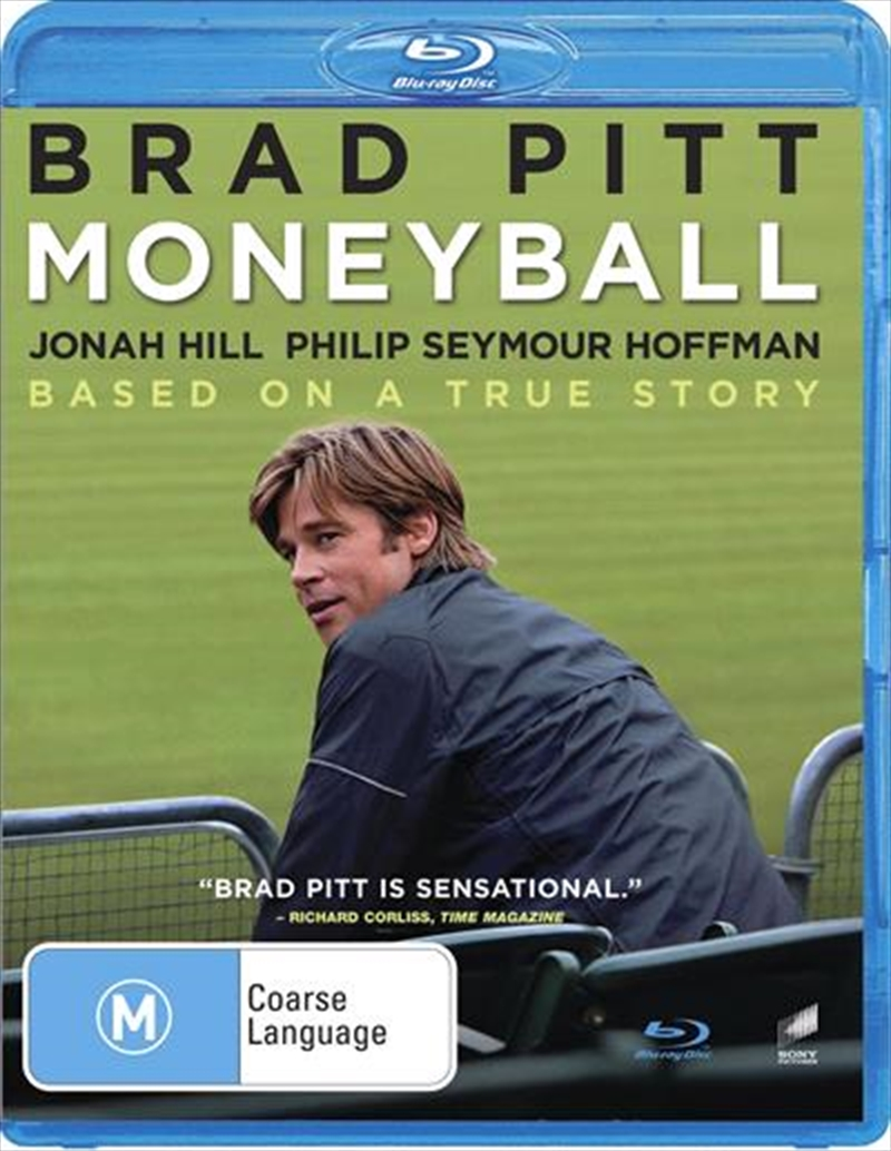 Moneyball | Blu-ray