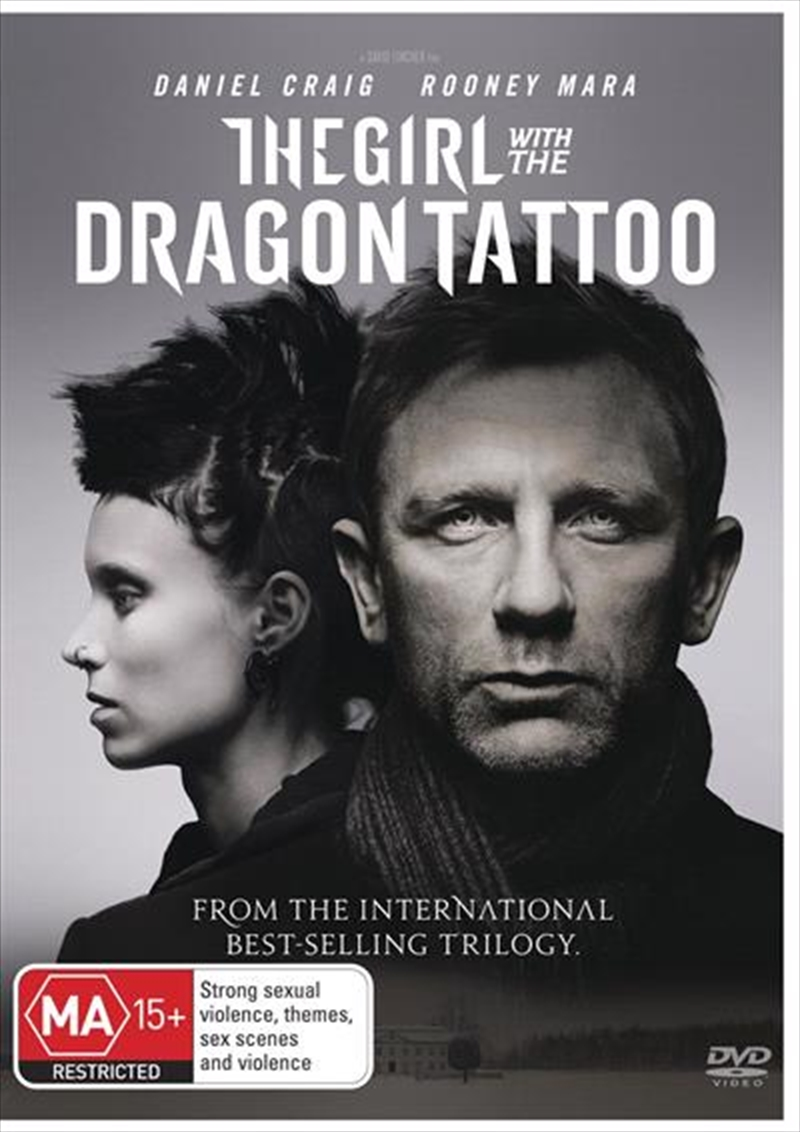 Girl With The Dragon Tattoo, The | DVD