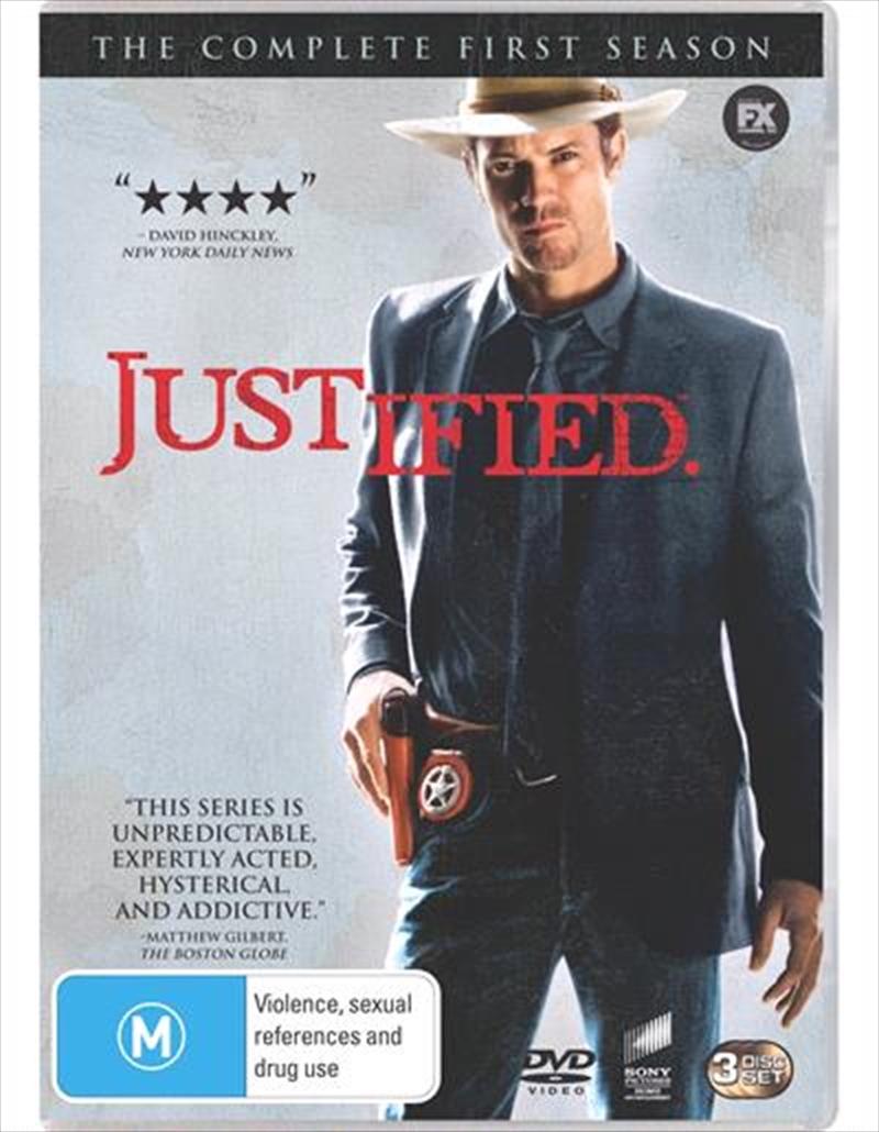 Justified - Season 1 | DVD