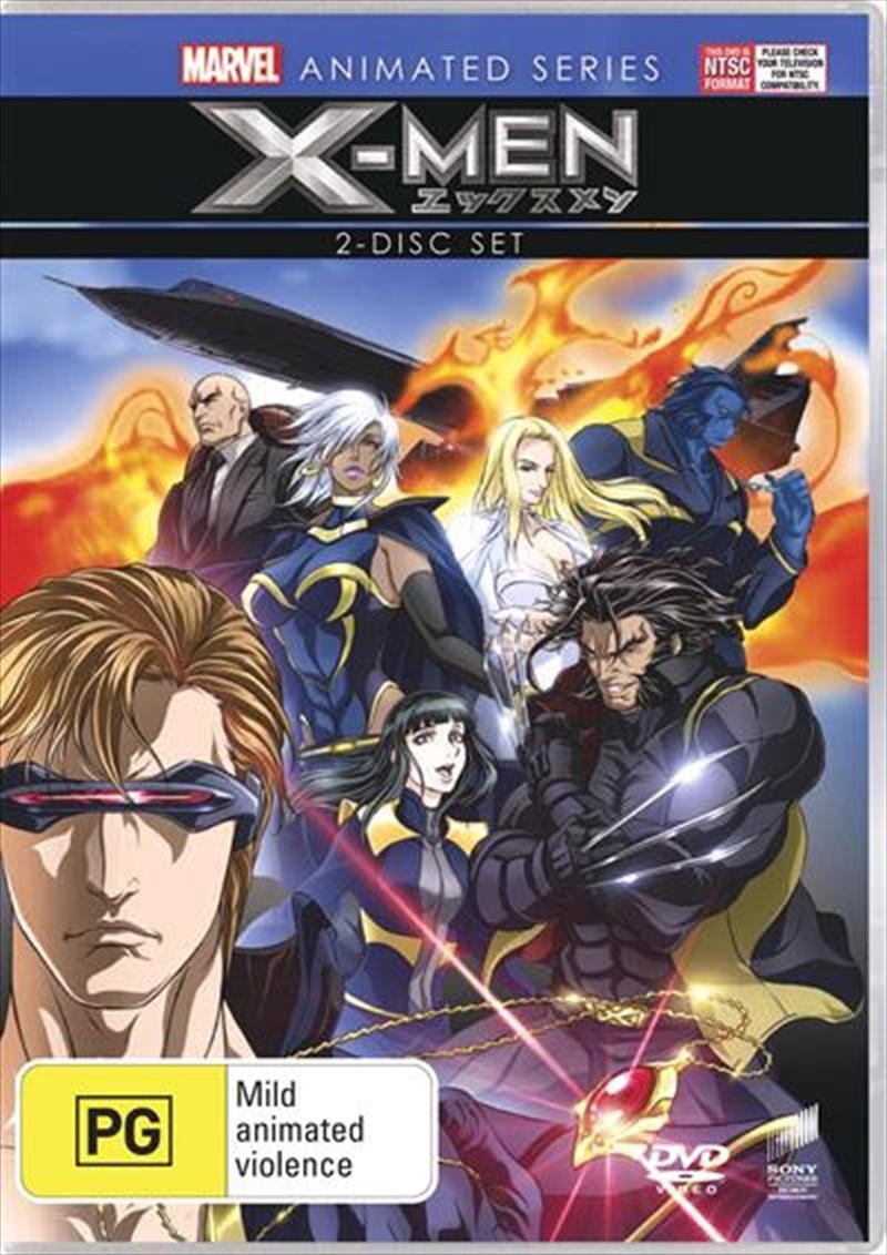 Marvel Animated Series - X-Men | DVD