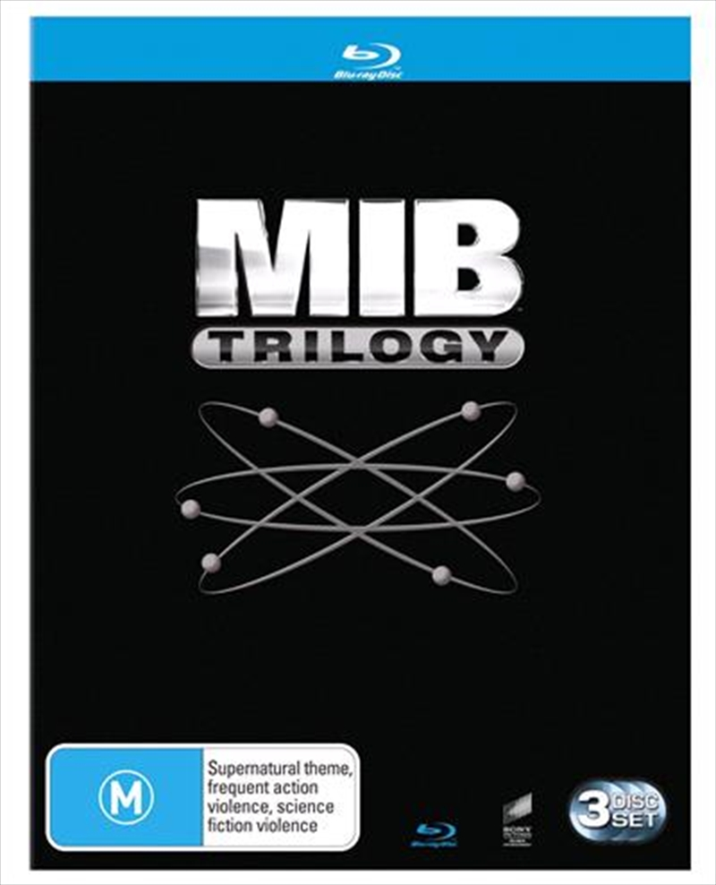 Men In Black Trilogy | Blu-ray