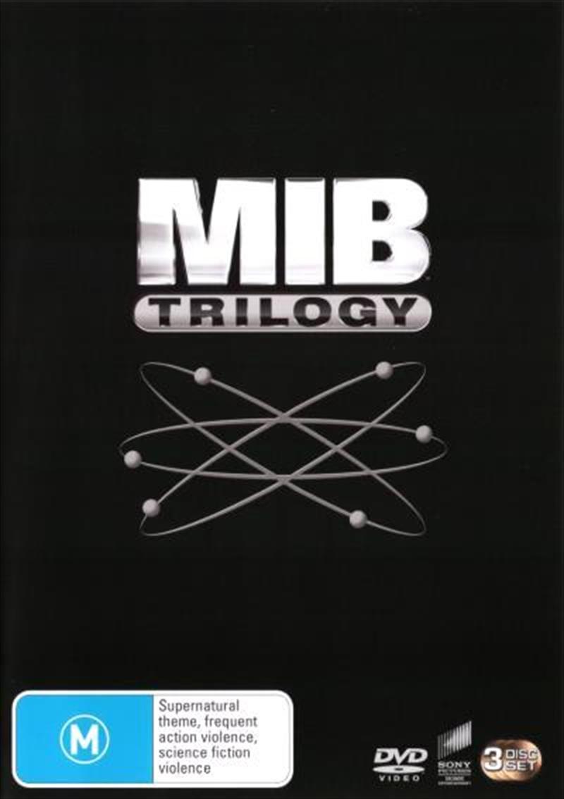 Men In Black Trilogy | DVD