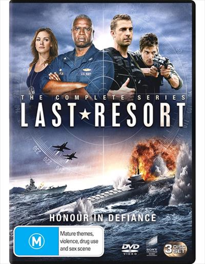 Last Resort - Season 1 | DVD