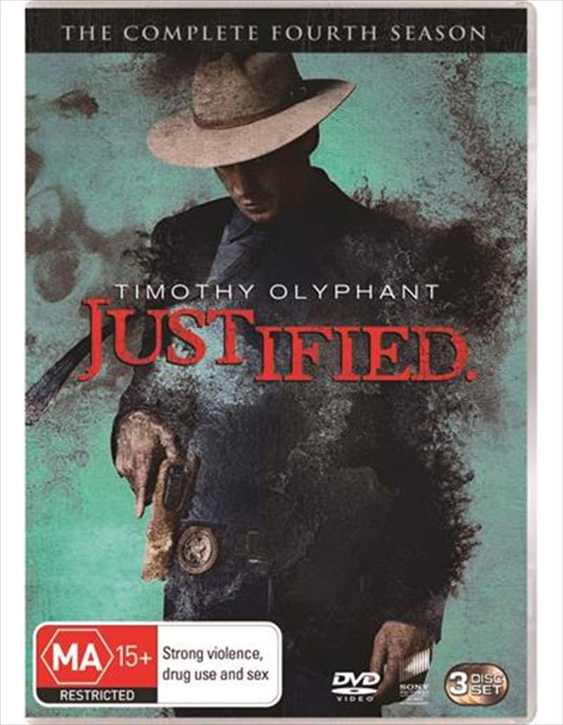 Justified - Season 4 | DVD