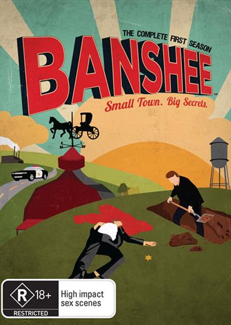 Banshee - Season 1 | DVD