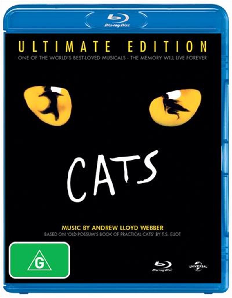 Cats | Blu-ray