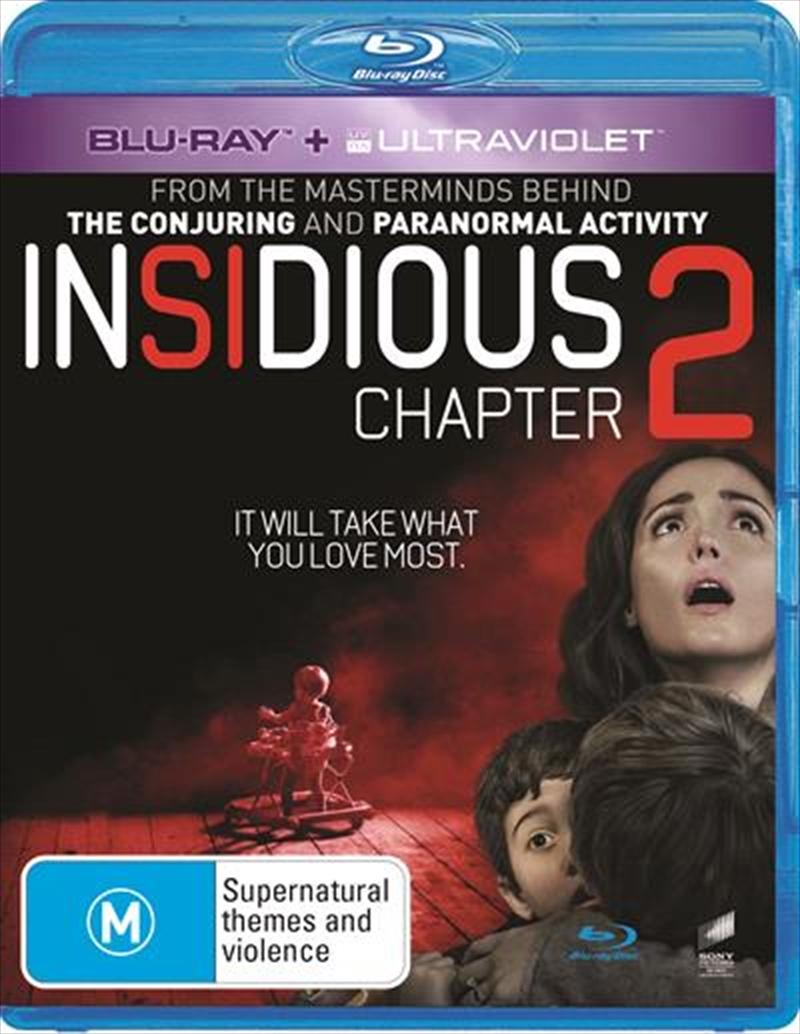 Insidious 2 | Blu-ray