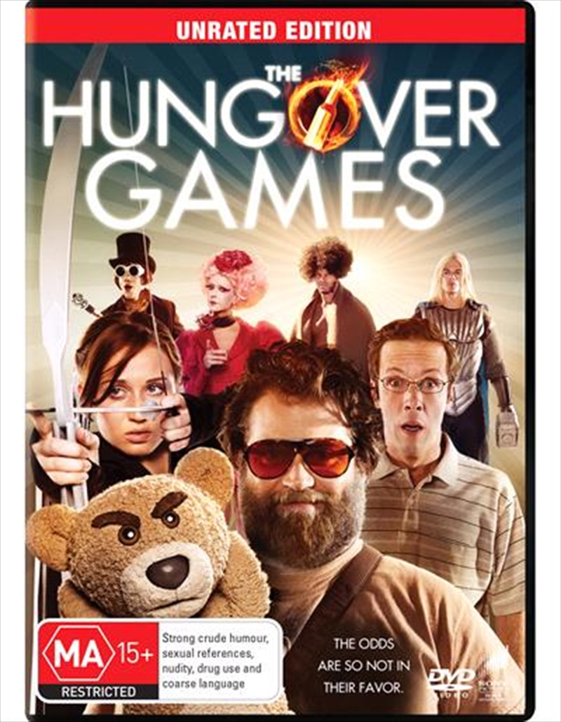 Hungover Games, The | DVD