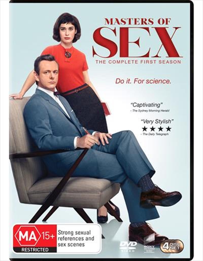 Masters Of Sex - Season 1 | DVD