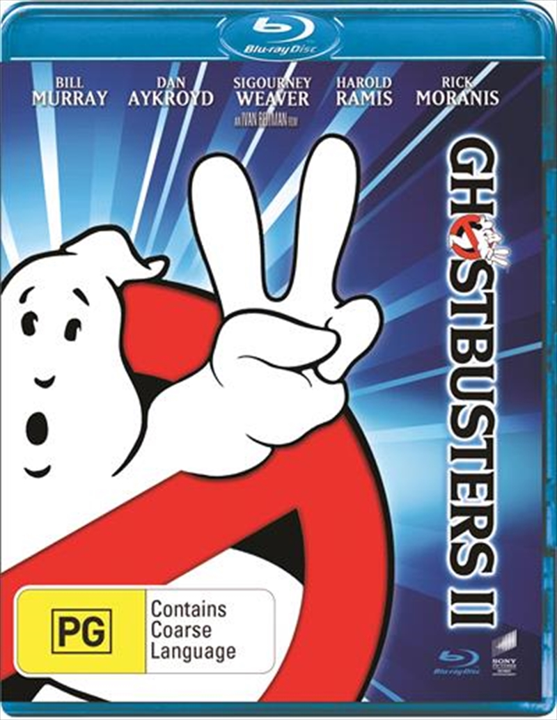 Ghostbusters II | Blu-ray