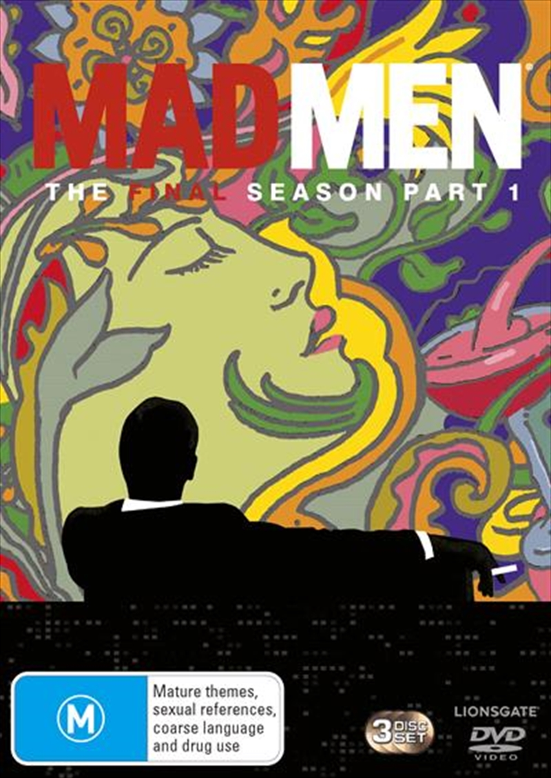 Mad Men - Season 7 - Part 1 | DVD