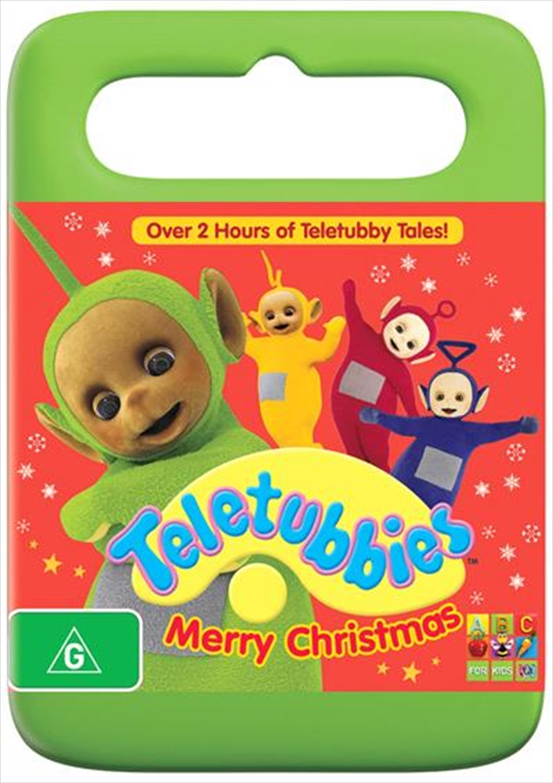 Teletubbies - Merry Christmas | DVD