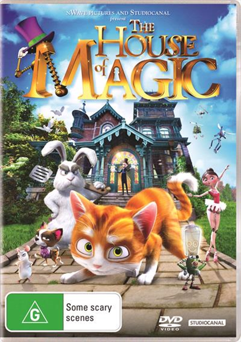 House Of Magic, The | DVD